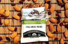 Meal-Sized Snack Bars - CORE's High Protein Bars Offer the Equivalent of a Full Meal, to Go
