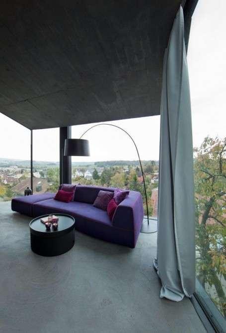Cramped Concrete Homes