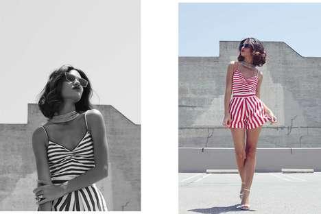 Flirty Resortwear Lookbooks