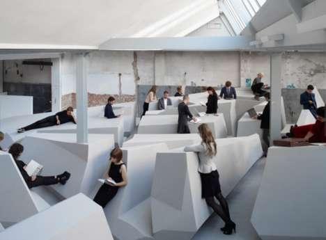 Futuristic Conceptual Offices (UPDATE)
