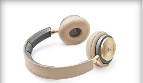 Wireless Luxury Headphones