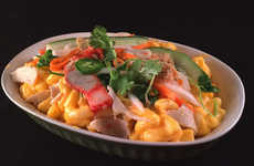 Bahn Mi Macaroni - This Mac and Cheese Recipe from the Vulgar Chef Incorporates Vietnamese Cuisine