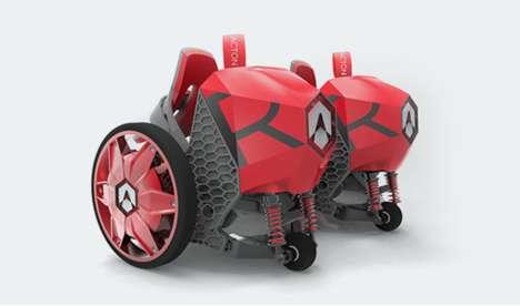 Motorized Roller Skates