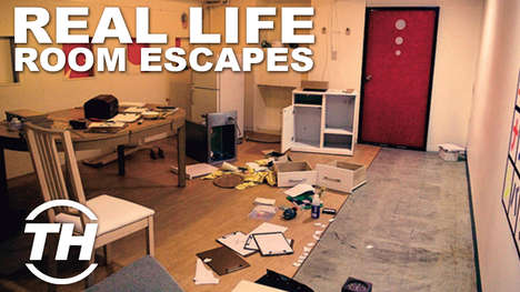 Real Life Room Escapes