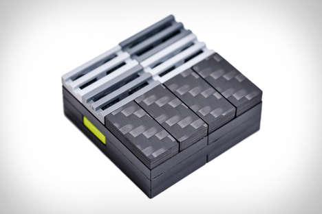 Carbon Fiber Tiles