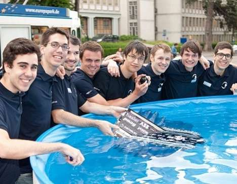 Cuttlefish-Inspired Robots