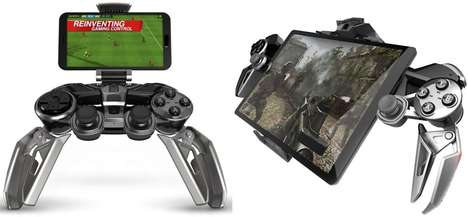 Morphing Mobile Controllers