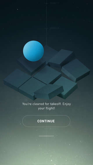 Reassuring Flight Apps - ANA's Takeoff Mode App Quells the Fear of Flying