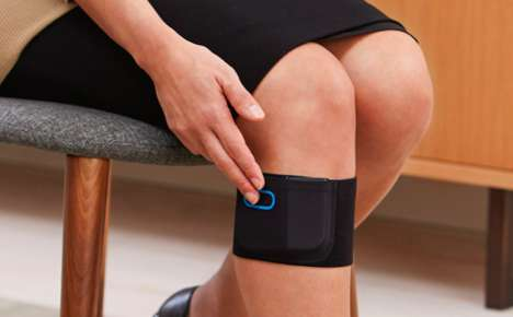 Chronic Pain Relievers - The Quell Wearable Offers Chronic Pain Relief