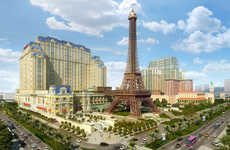 Mock Parisian Resorts