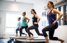 Surf Fitness Studios - Toronto's Surfset is an Unconventional Fitness Studio