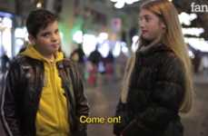 Viral Domestic Violence PSAs - Boys Asked to Slap a Girl and Their Response is Eye-Opening