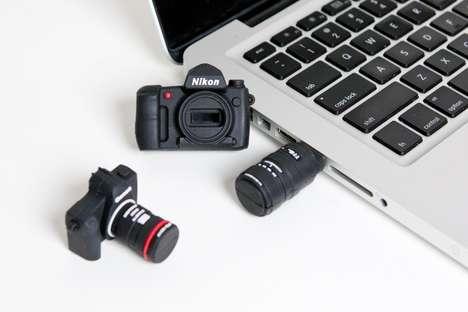 Digital Camera Data Storage