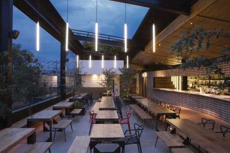 Urban Rooftop Bars