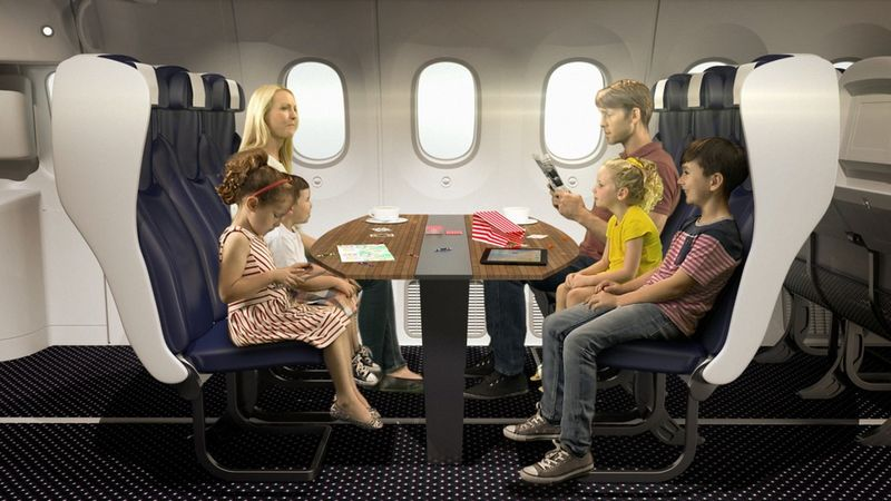 Family Flying Cabins