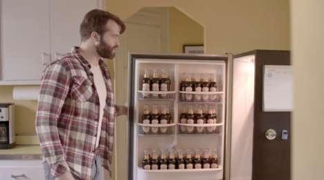 Sneaky Beer Ads