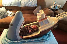 Ocean Predator Baby Furnishings