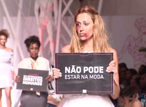 Anti-Abuse Fashion Shows