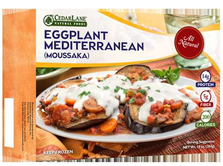 Healthy Microwavable Moussakas