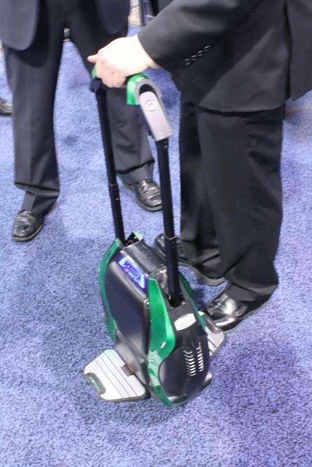 Self-Balancing Personal Vehicles - The InMotion R2 Transporter Caught the Eye At CES 2015