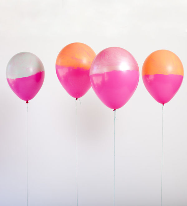 21 Examples of DIY Balloon Decor