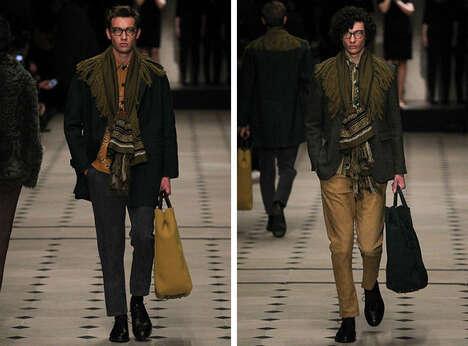 Bohemian Luxury Menswear