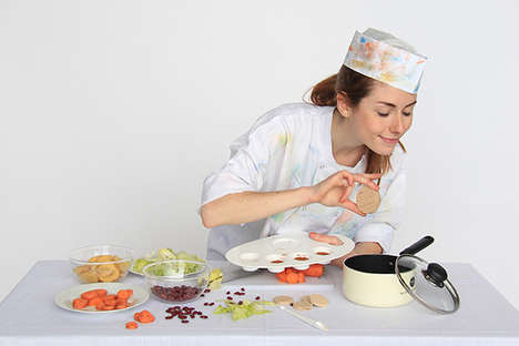Occupational Cooking Instruments - One Way Culinary Kits Cater to People of Different Skill Sets