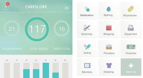 Caregiver-Honoring Apps