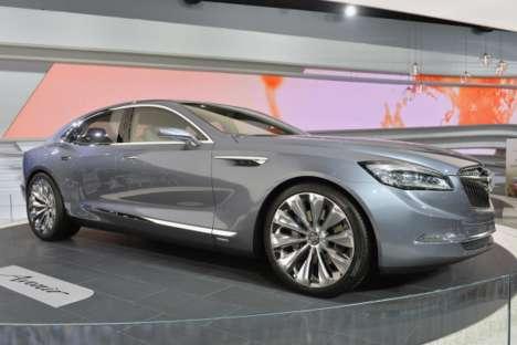 Flagship Sedan Concepts