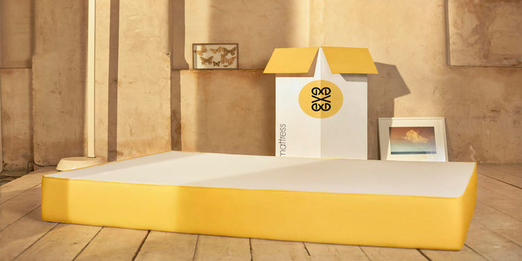 Box-Delivered Beds