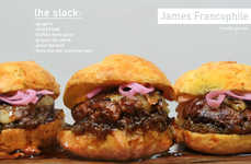 Brotastic Gourmet Burgers - This French Burger was Inspired by French Cuisine and James Franco