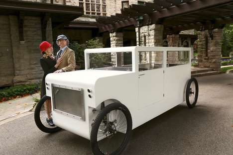 Premium Pedal-Powered Cars