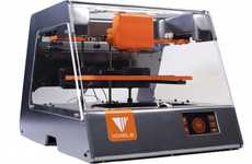 Electronics-Building 3D Printers - The Voxel8 3D Printer Can Blend Electronics and Plastics