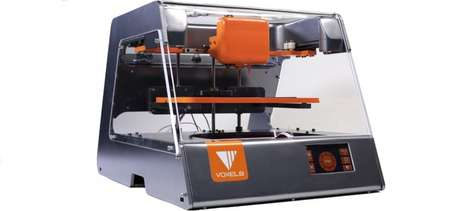 Electronics-Building 3D Printers