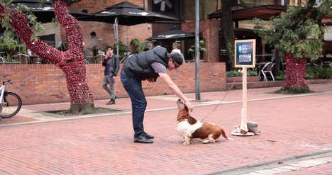 GPS Puppy Stunts
