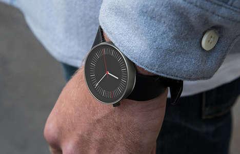 Slightly Slanted Watches