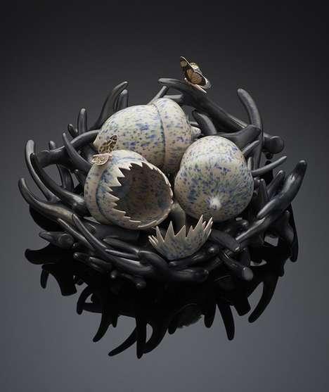 Dark Forest Sculptures