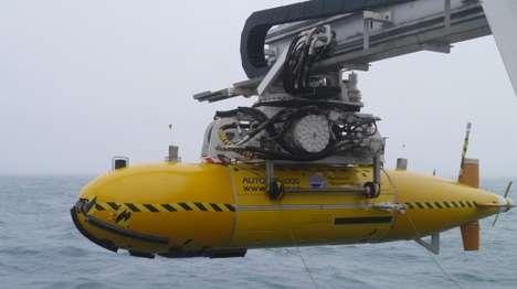 Robotic Deep-Sea Submarines
