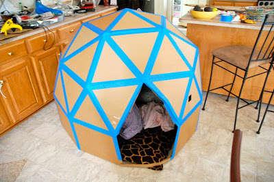 Playful Geometric Domes