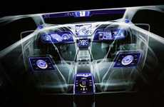 Digital Car Dashboards - The Nvidia Drive CX Platform is Set to Power an Autonomous Vehicle