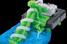 Amazing Engineering Toys - This Building Toy Allows Kids to Create their Own Water Recycling System