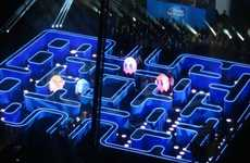Live Gaming Stunts - Bud Light Challenged a Fan to a Real Life Pac-Man Game