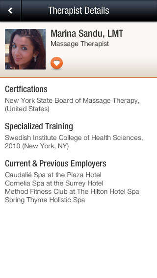On-Demand Masseuse Services