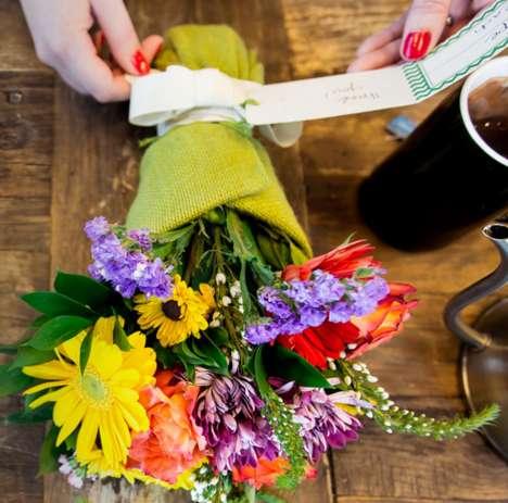 On-Demand Flower Deliveries