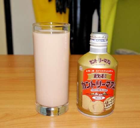 Cookie-Flavored Milks