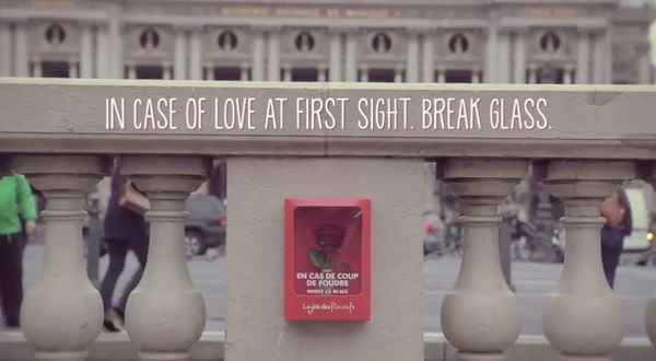 25 Romantic Marketing Examples