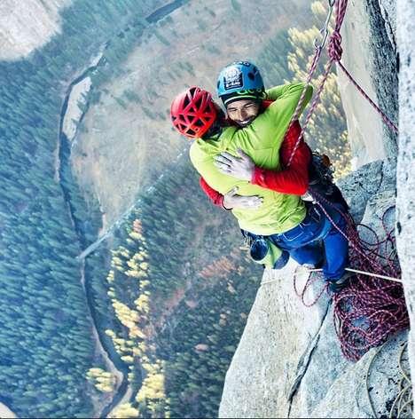 Social Media Climbing Expeditions