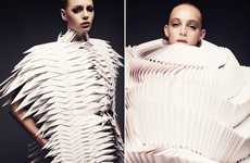 Paper Art Fashion