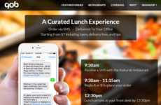 SMS Lunch Services