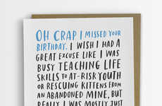 Painfully Honest Cards - Emily McDowell Designs Greeting Cards Without Pretense